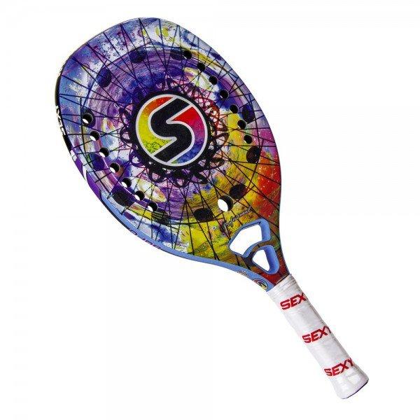 raquete de beach tennis sexy bufo