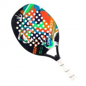 dp224051 raquete de beach tennis drop shot tiger 2020