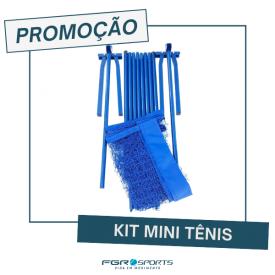 Kit Mini Tênis Portátil