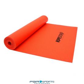 tapete de yoga laranja