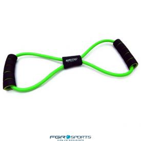 extensor elastico em 8 tensao verde