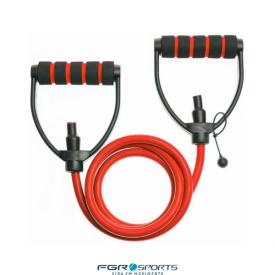 extensor elastico ajustavel 1 via tensao vermelho