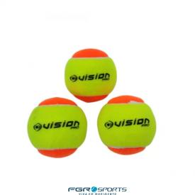 bola de beach tennis vision
