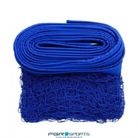 rede de beach tennis lona bagum azul