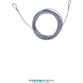 cabo de aco plastificado para rede