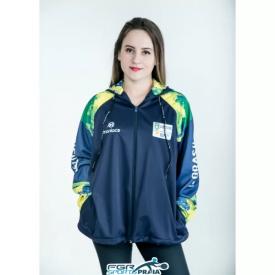 jaqueta feminina da selecao brasileira
