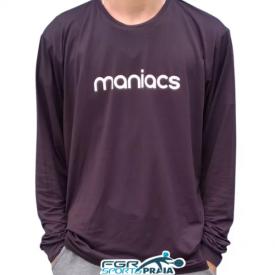 camiseta basica manga comprida
