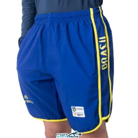 bermuda masculina selecao brasileira de beach tennis