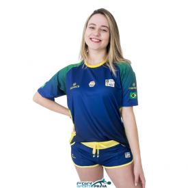 baby look selecao brasileira de beach tennis